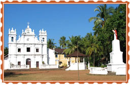 Churche, Goa
