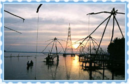 Fishing Nets , Cochin (Kochi)